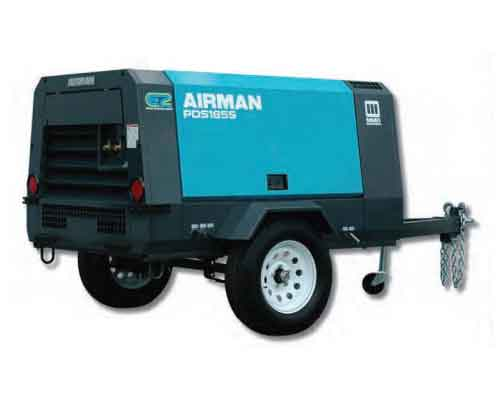 Airman 185 Portable Air Compressor