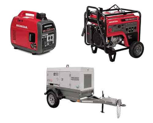 Portable Honda Generators