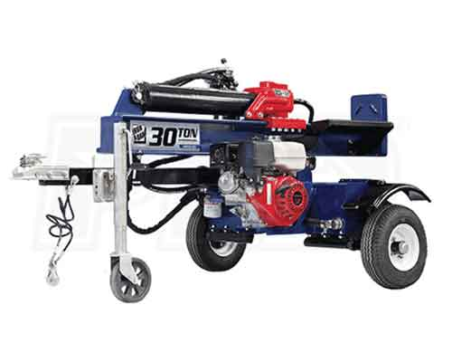 Log Splitter - 30 Ton Horizontal / Vertical