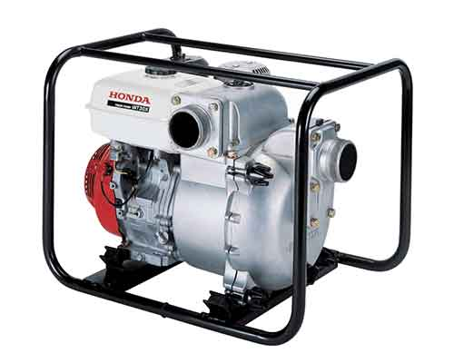 Honda Portable Water Pumps and Hoses