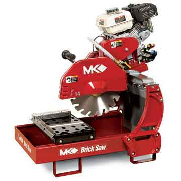 MK2005H Gas Powered Masonry