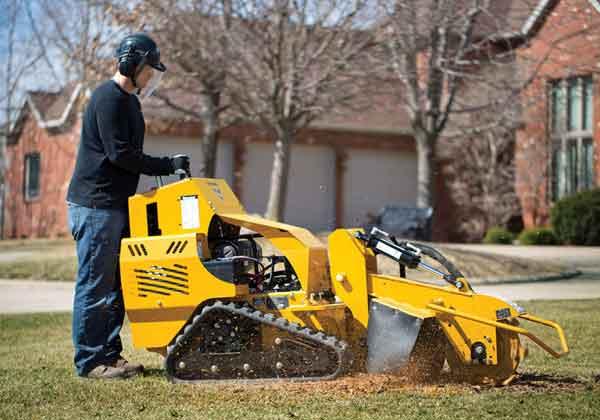 Vermeer SC30TX Stump Cutters