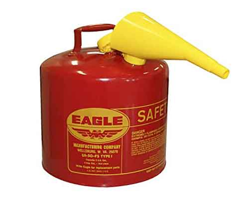 Eagle 5 gal Gas Can