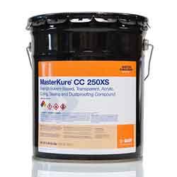 Sealer Master Cure 250XS