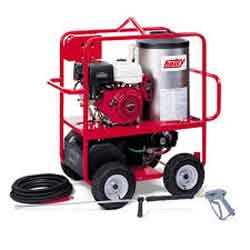 Hotsy Hot Water Pressure Washer 1075SSE 3500 PSI