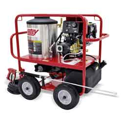 Hotsy 965SS Hot Water Pressure Washer