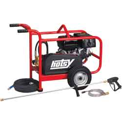 Hotsy Cold Water Pressure Washer 3500 PSI