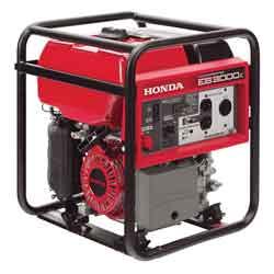 Honda EB3000c Construction Generator