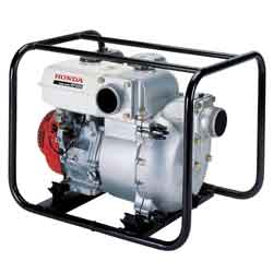 "Honda WT30 3"" Trash Pump"