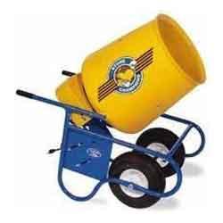 Wheelbarrow Concrete Mixer