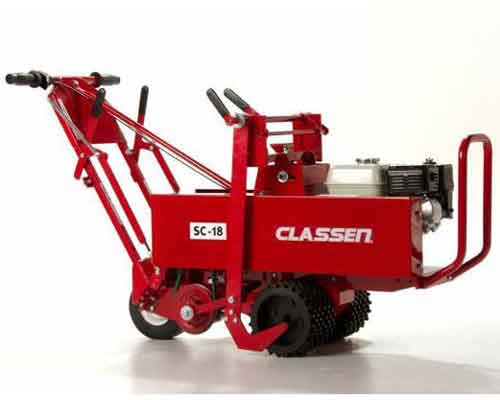 Classen Sod Cutters for Rent