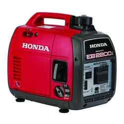Honda EB2200i Generator with Carbon Monoxide Detection