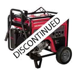Honda EB4000 Generator is Discontinued