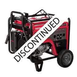 Honda EB5000 Generator has been replaced