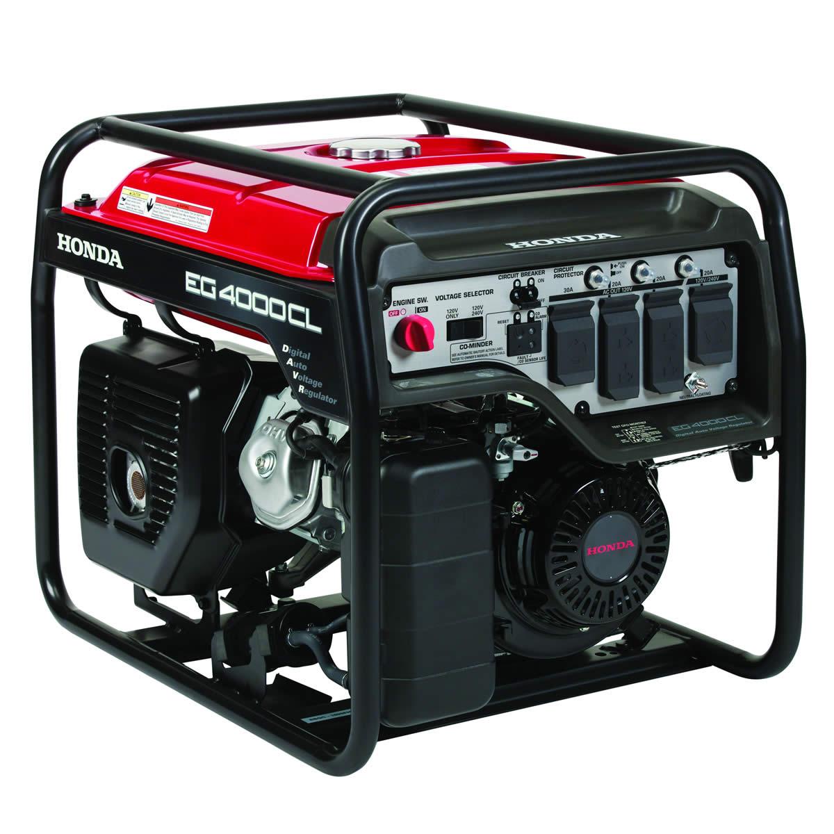 Honda EG4000CLAG Generator