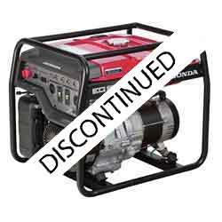 Honda EG5000 Generator is Discontinued