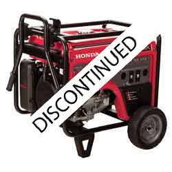 Honda EM4000 has been Discontinued